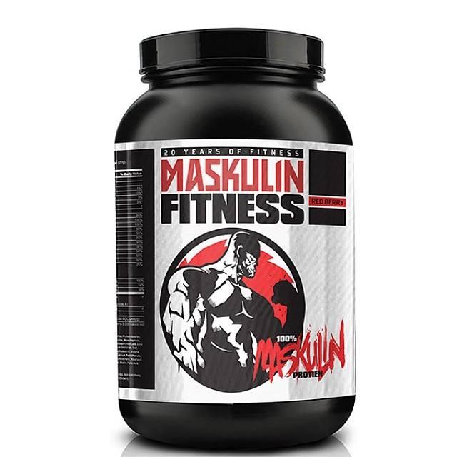 100% Maskulin Protein