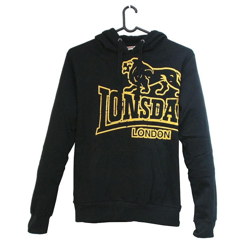 hoodie schwarz