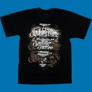 Souldier Tattoo Clothing T-Shirt Letters