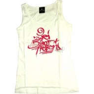 257ers Girly Tank Top wei�