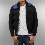 Just Rhyse And Friends Open Jacket Black