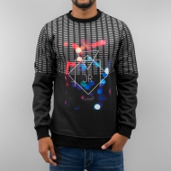 Just Rhyse Lights Sweatshirt Black