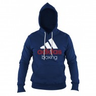 Adidas Community Hoodie Boxing vividblue/white