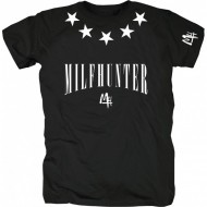Al Gear Milfhunter Club T-Shirt schwarz