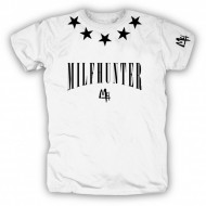Al Gear Milfhunter Club T-Shirt weiß