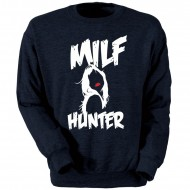Al Gear Milfhunter Sweater navy