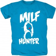 Al Gear Milfhunter T-Shirt blau