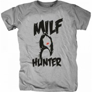 Al Gear Milfhunter T-Shirt grau
