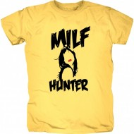 Al Gear - Milfhunter T-Shirt mustard