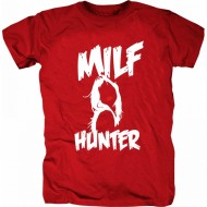 Al Gear Milfhunter T-Shirt rot