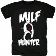 Al Gear Milfhunter T-Shirt schwarz