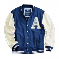 Alpha Industries Academy Jacke rep. blue/bone