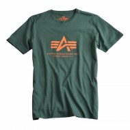 Alpha Industries - Basic T-Shirt dark petrol