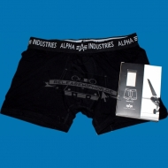 Alpha Industries Bodywear Boxer Brief black
