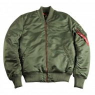 Alpha Industries Bomberjacke MA-1 VF PM sage green