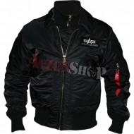 Alpha Industries CWU 45 Bomberjacke X-Force