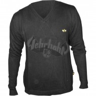 Alpha Industries - Classic V Neck Sweater black