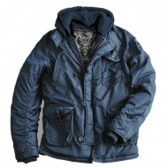 Alpha Industries Cobbs II Jacke rep.blue