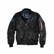 Alpha Industries - Falcon II Jacke black (AUSVERAUFT)