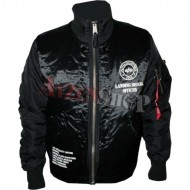 Alpha Industries Flight Deck Jacket black/black
