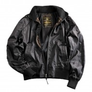 Alpha Industries Hawk Jacke schwarz