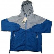 Alpha Industries - Helix II Windrunner royal/grey