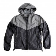 Alpha Industries Helix Windrunner II black / greyblack