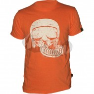 Alpha Industries Helmet T-Shirt orange