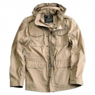 Alpha Industries Jacke Unit khaki