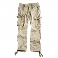 Alpha Industries Jet Pant Cargohose bone white