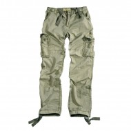 Alpha Industries Jet Pant Cargohose light olive