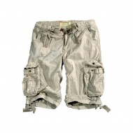 Alpha Industries Jet Short bonewhite