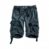 Alpha Industries Jet Short greyblack