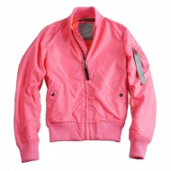 Alpha Industries - Ladies MA-1 TT Wmn Bomberjacke pink