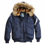 Alpha Industries - Ladies Polar SVL Wmn Winterjacke rep. blue