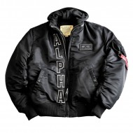 Alpha Industries MA-1 D-Tec ALPHA Jacke black
