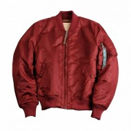 Alpha Industries - MA-1 VF 59 Wmn Burgundy