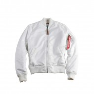 Alpha Industries - MA-1 VF 59 Wmn weiss
