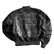 Alpha Industries MA1 VF Fifty Nine Jacke schwarz