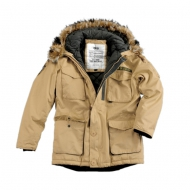 Alpha Industries - Mountain Winterparka sand