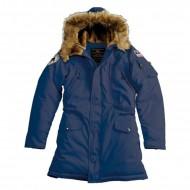 Alpha Industries Polar Jacket Woman (Rep. Blue)