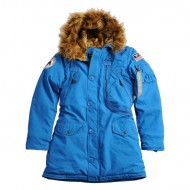 Alpha Industries Polar Jacket Woman (Royal)