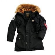 Alpha Industries Polar Women Winterjacke black