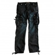 Alpha Industries Tough Pant wshd. black