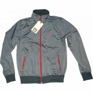 Alpha Industries Track Suit Jacket grey black