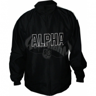Alpha Industries Track Suit Jacket schwarz