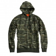Alpha Industries X-Fit Hoodie woodland camo