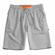 Alpha Industries X-Fit Shorts grey heather