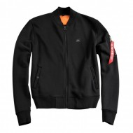 Alpha Industries X-Fit Sweat Jacket MA-1 Wmn