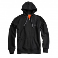 Alpha Industries X-Fit Zip Hoodie schwarz